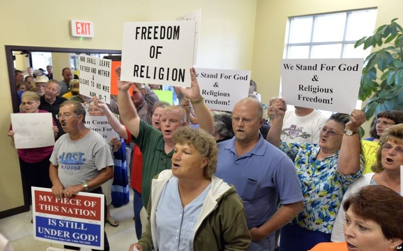 States Need to Make Religious Accommodations