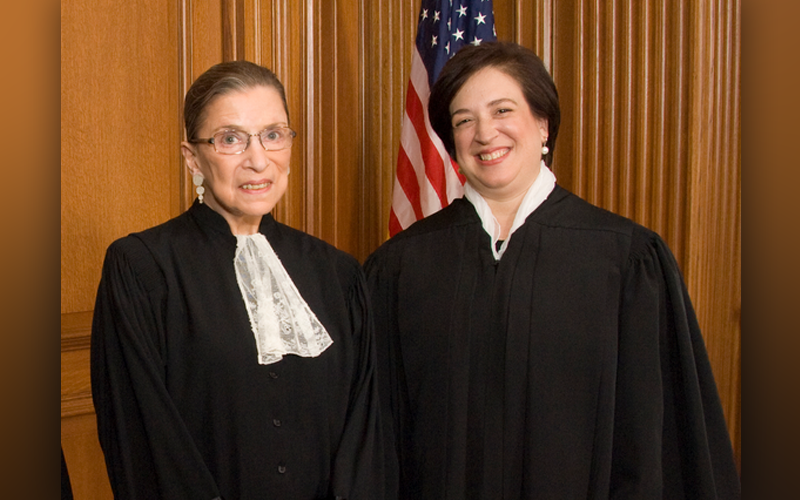 Ginsburg and Kagan Must Recuse-the Law Demands It