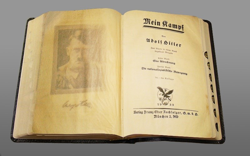 The Supreme Court Will Turn the Bible into Mein Kampf