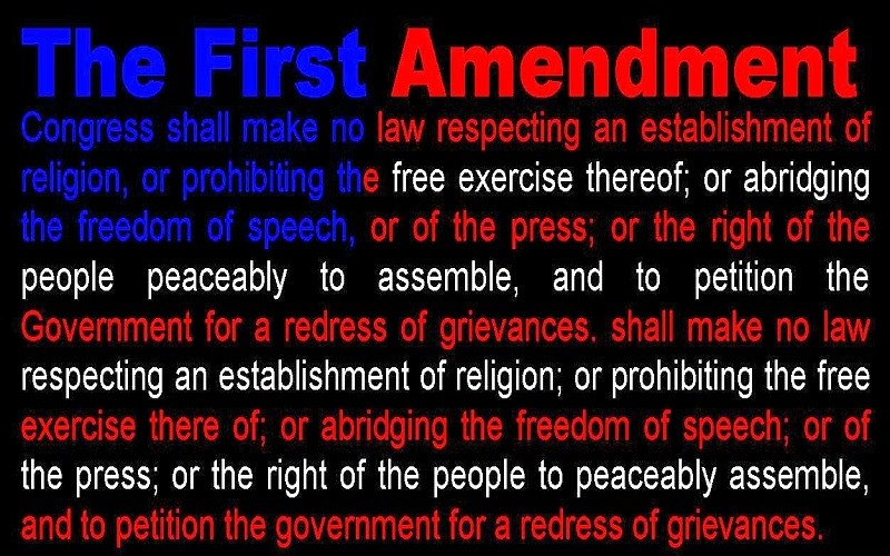 Delving Into the First Amendment