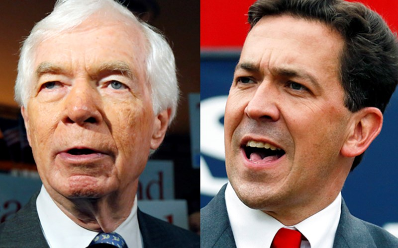 Will the rebel alliance strike back by writing in Chris McDaniel?