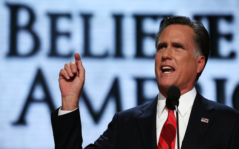 GOP Can't Parachute Romney In