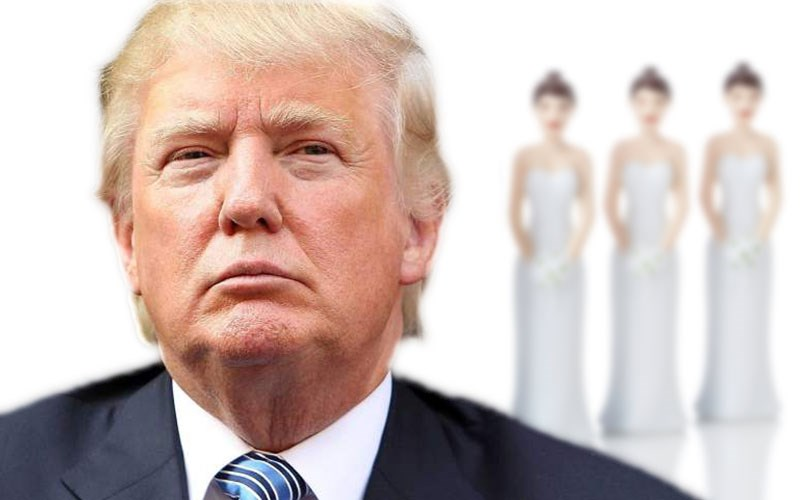 Evangelicals and Trump's Three Wives