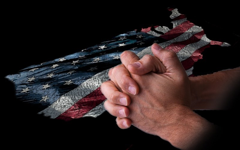 Consider the Power of Prayer on Election Day