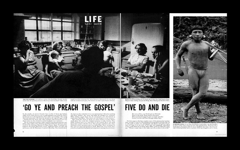 1956: Life Covers Deaths