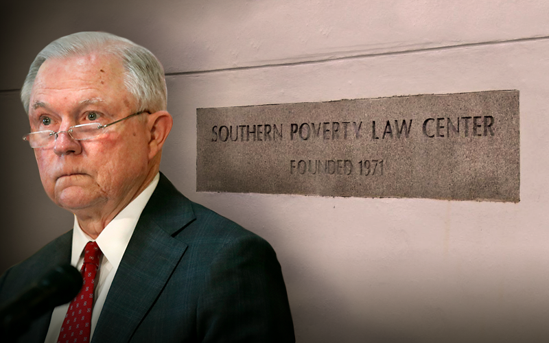 Jeff Sessions Completely Discredits SPLC