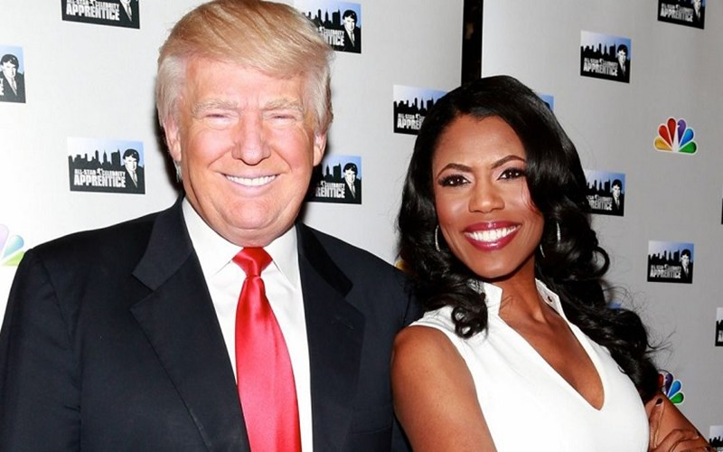 No Way Omarosa Believes President Trump Is a Racist