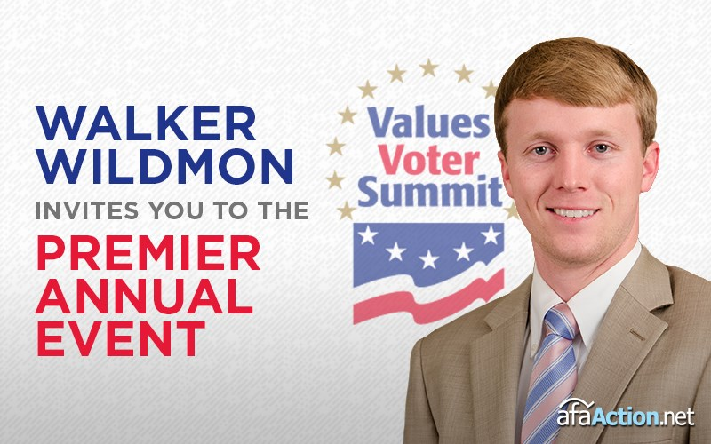 Join us at the premier conservative event of the year