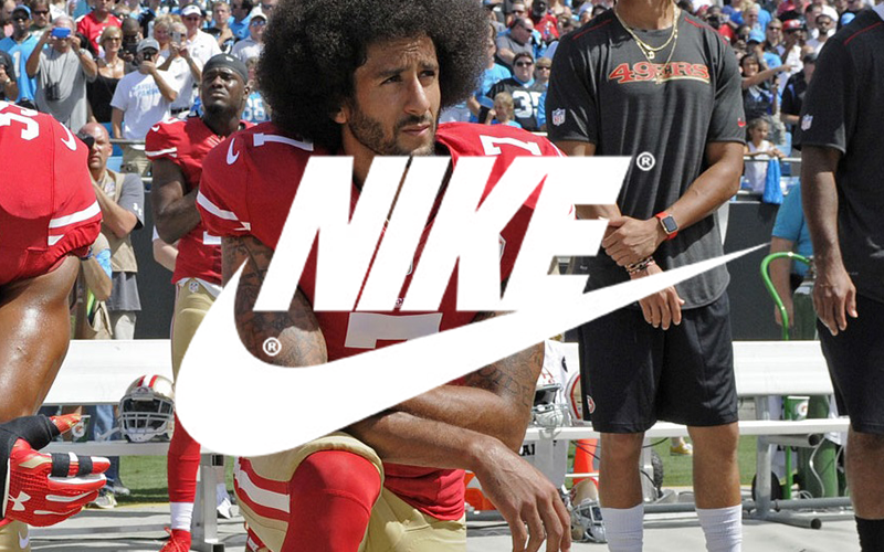 Nike Delivers Slap in the Face to Millions