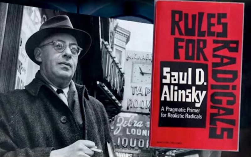 Saul Alinsky Does the Supreme Court