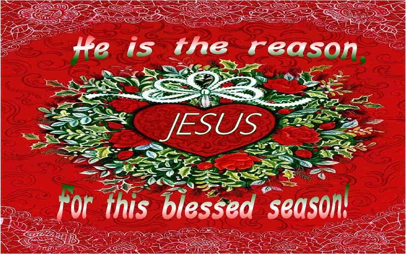 Christmas Blessings!