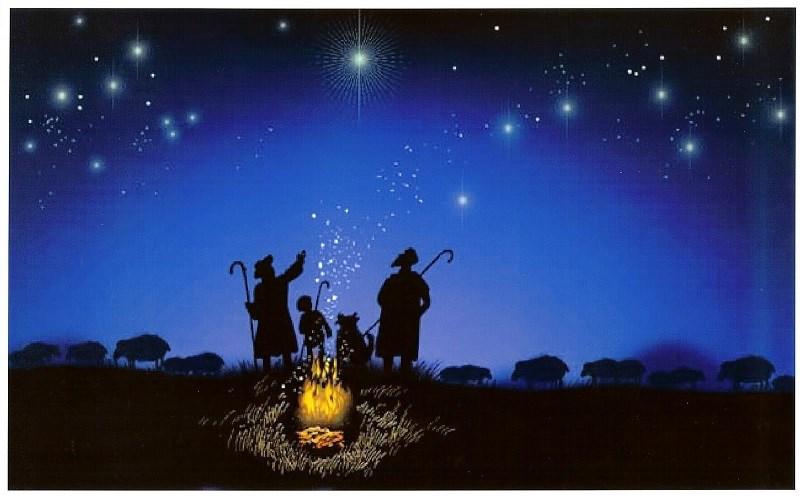 Christmas Shepherds.Afa Net The Christmas Outcasts