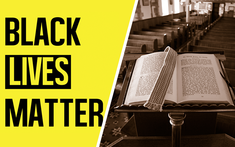 The Bible and Black Lives Matter