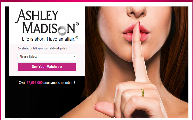 My One Question to the Ashley Madison Registrants