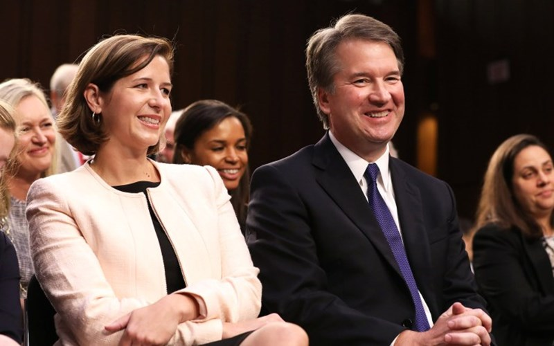 Pray for Brett Kavanaugh, His Family, & the Nation