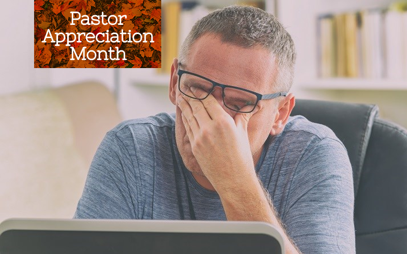 Put Yourself in the Pastor's Place