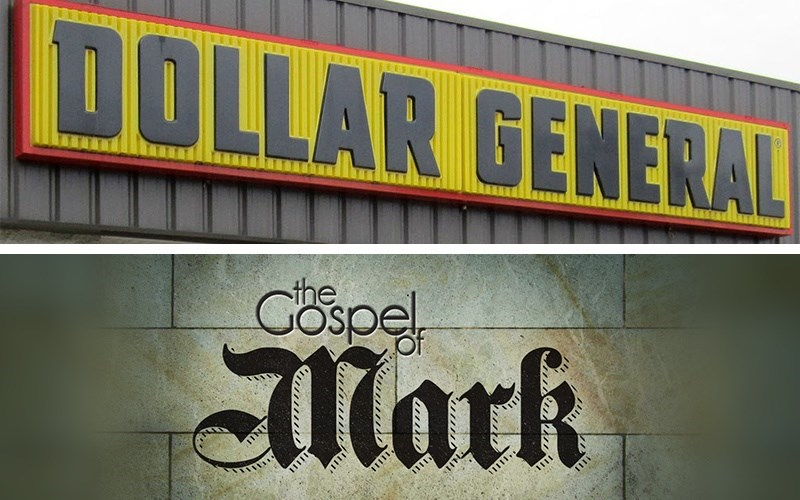 Mark's Dollar General Resurrection Approach