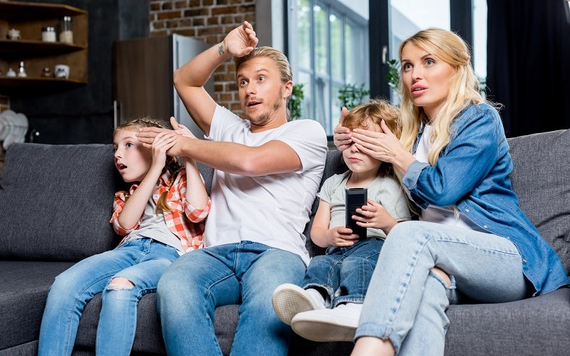 Television Continues to Undermine Families