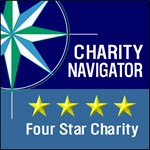 Charity Navigator 4 Star Seal