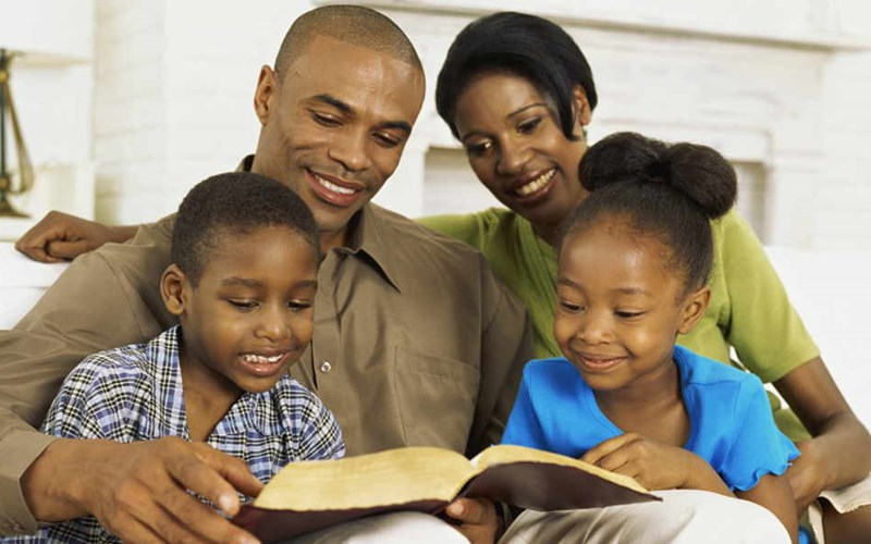 The Bible: Family Guidebook