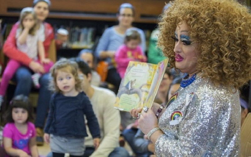Decadent Behavior: Drag Queens and Public Libraries