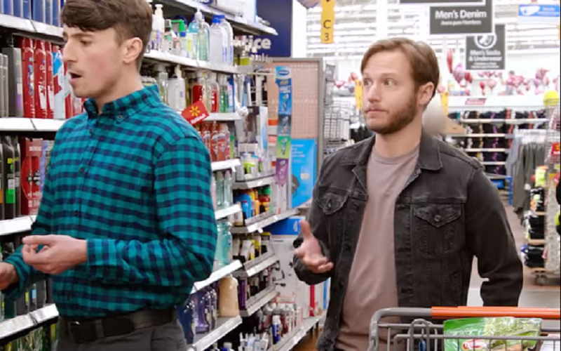 Walmart Launches Gay Dating Video Ad