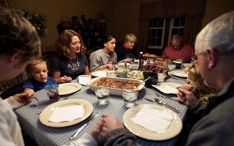The Importance of the Family Meal