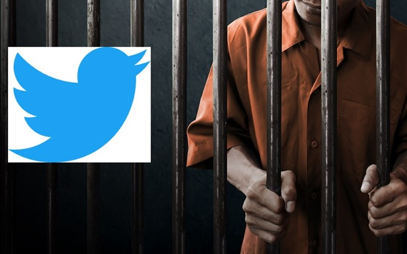 In Twitter Jail...Again