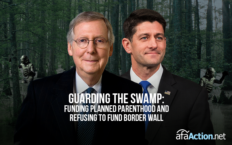 Republicans Guarding the Swamp
