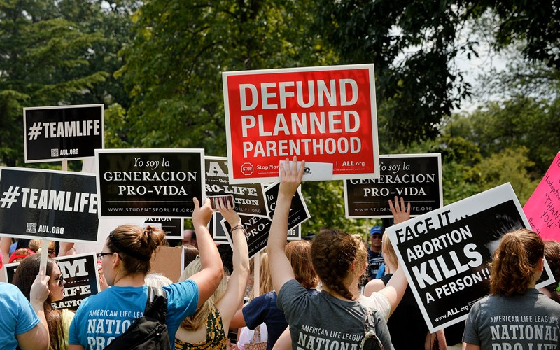 Can Congress Defund Planned Parenthood?