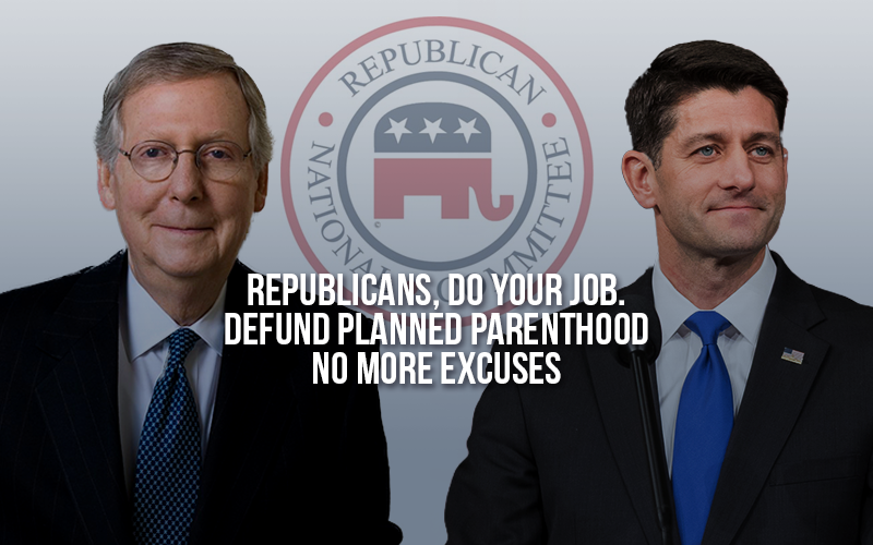 Can Congress really defund Planned Parenthood?