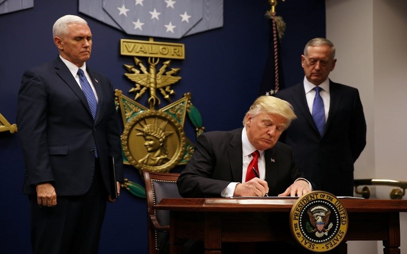 Trump Travel Ban Legal, Even If It Mentions Muslims