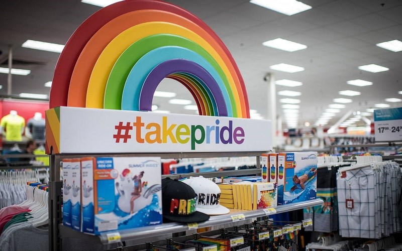 Target Throws Money at Gay Lifestyle