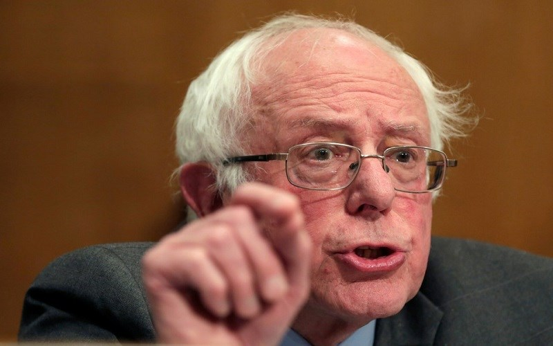 Bernie Shreds the Constitution's Prohibition on Religious Tests