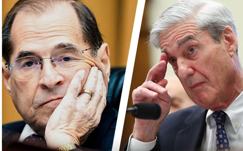 Nadler Guilty of Elder Abuse of Mueller