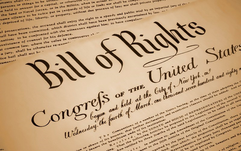 Urban Legends of the Bill of Rights: First Amendment