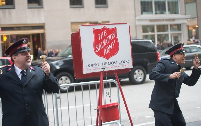 "The Salvation Army a ""Hate"" Group? Preposterous!"