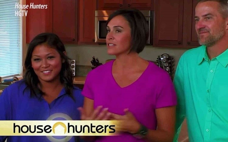 HGTV Celebrates 'Throuple' on House Hunters