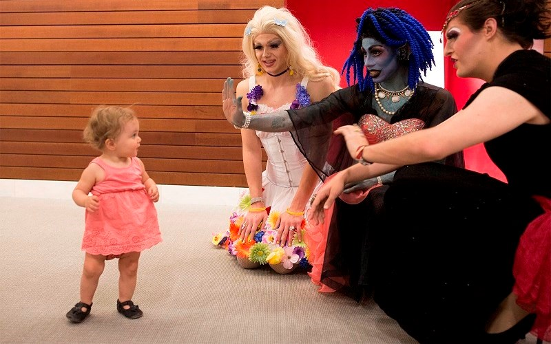 When Drag Queens Go After Children