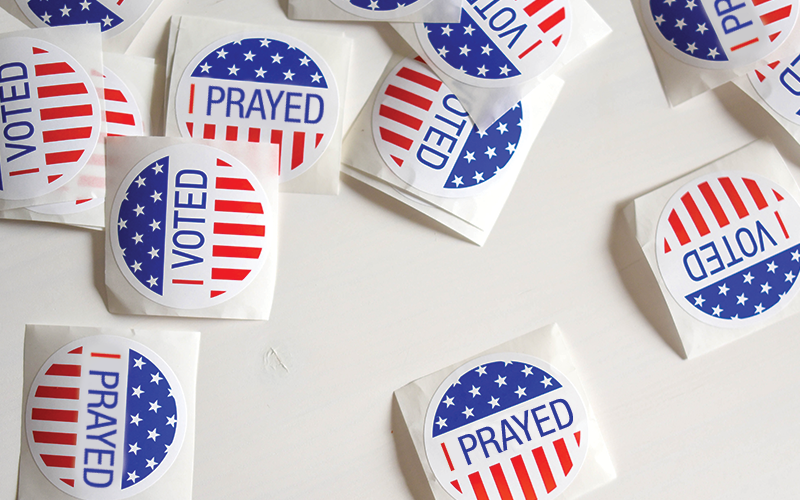 Saving America:  What to Pray and How to Vote