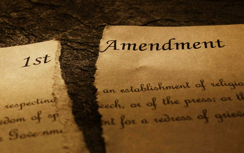 There Is No Pandemic Exception to the First Amendment