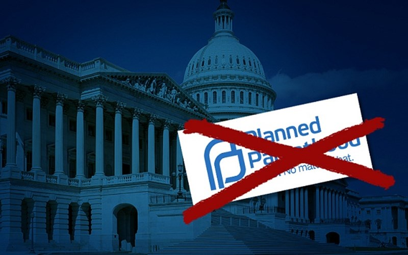 Stand With U.S. Senators Against Planned Parenthood