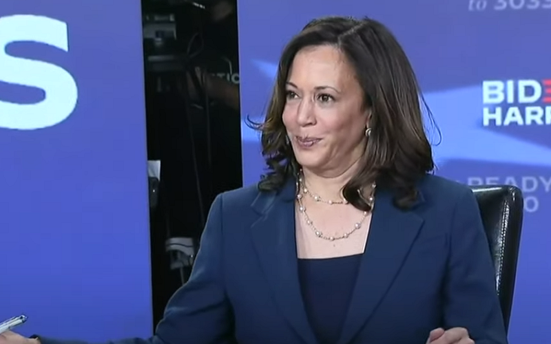 Kamala Harris Is Not Eligible to Be Vice-President of the United States