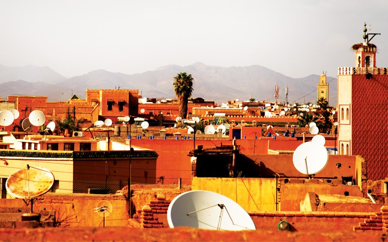 Satellite TV Brings Gospel to Middle East, North Africa