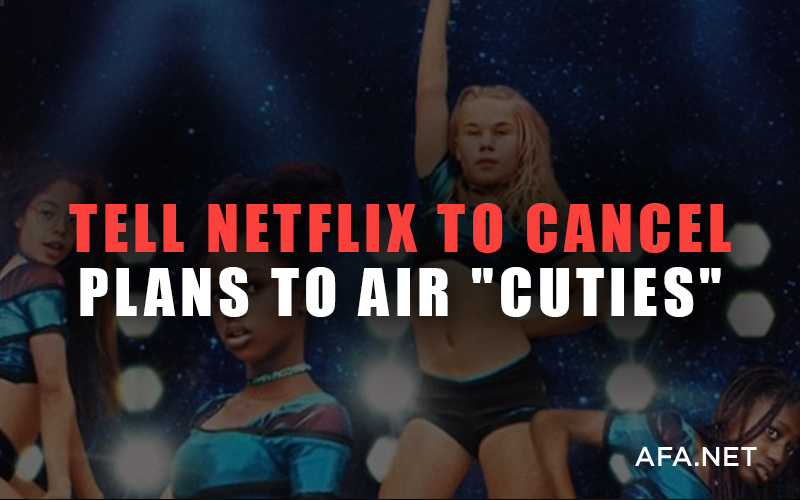 Netflix 'Cuties' petition reaches 59,000. Help us reach 100K!