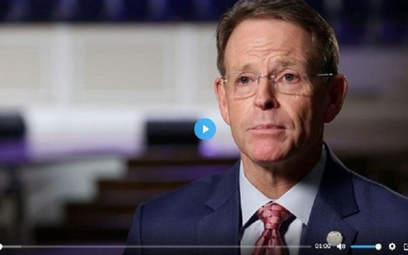 What Tony Perkins Says About 'In His Image'