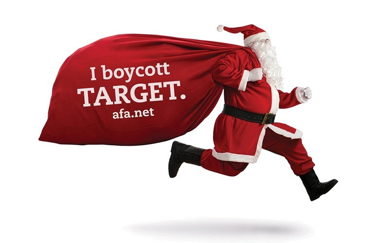 3 Convincing Reasons You Shouldn't Shop Target This Christmas