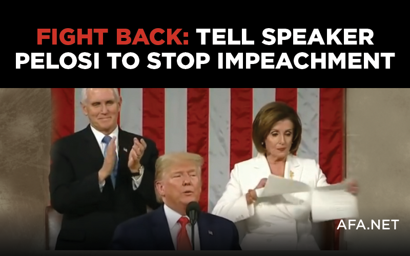 Fight Back Against Pelosi