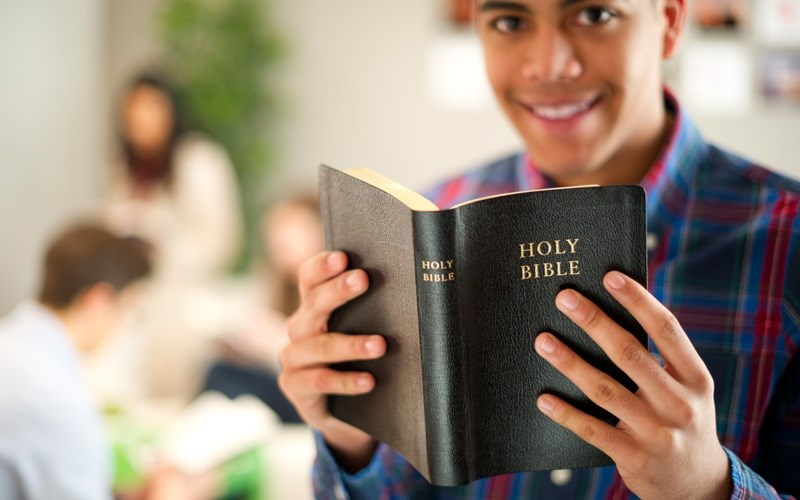 Planting Scripture in the Hearts of Children